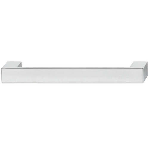 Hafele 155.00.142 Handle, Polished Chrome, Zinc