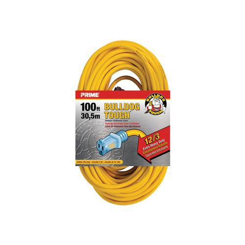 Hafele 008.74.205 Extension Cord, Heavy Duty with Primelight® Indicator Light