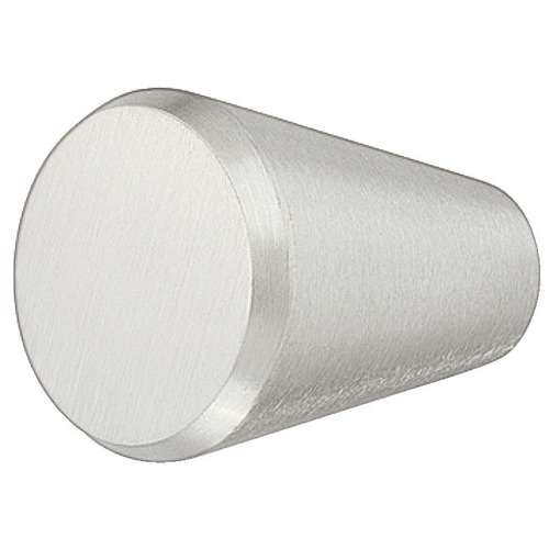 Hafele 155.01.512 Knob, Stainless Steel Finish Matt